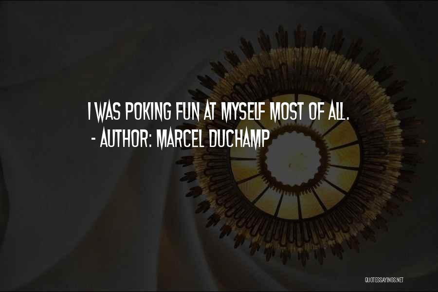 Duchamp Quotes By Marcel Duchamp