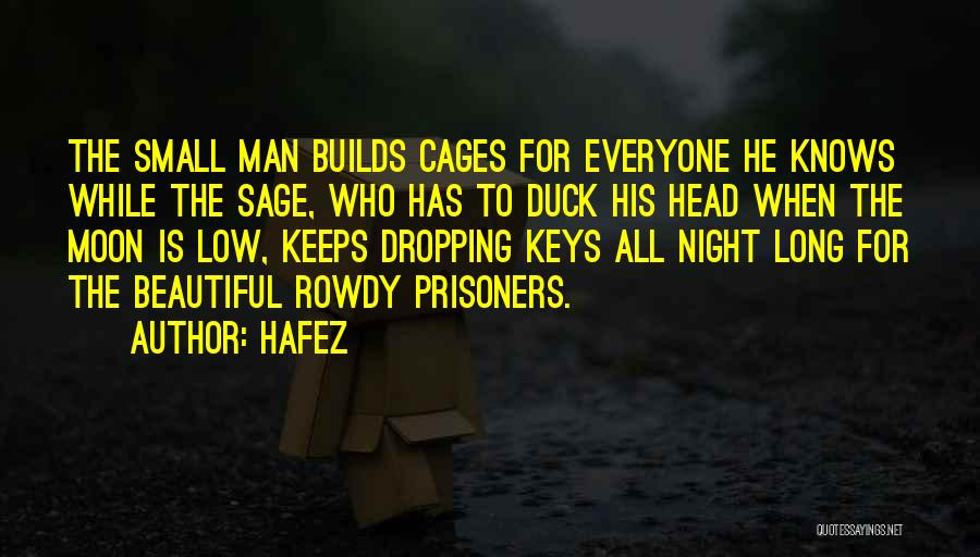 Duck Quotes By Hafez
