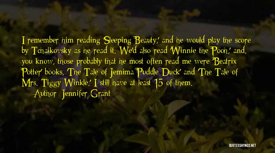 Duck Quotes By Jennifer Grant