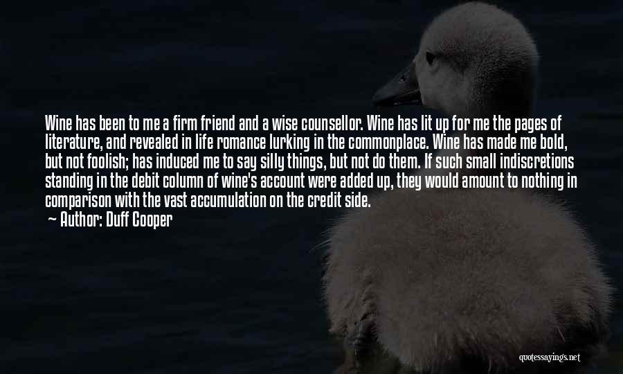 Duff Cooper Quotes 1478720