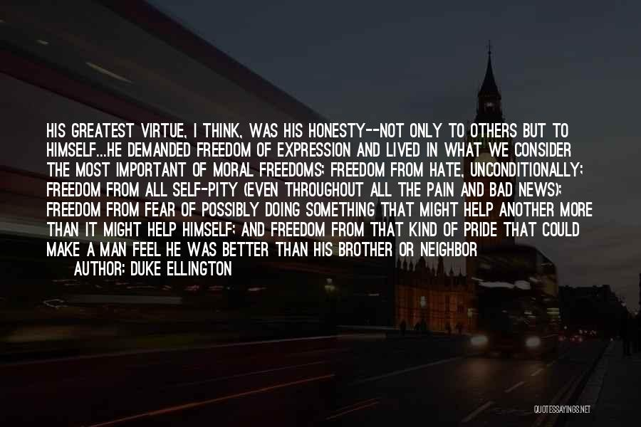 Duke Ellington Quotes 1093645