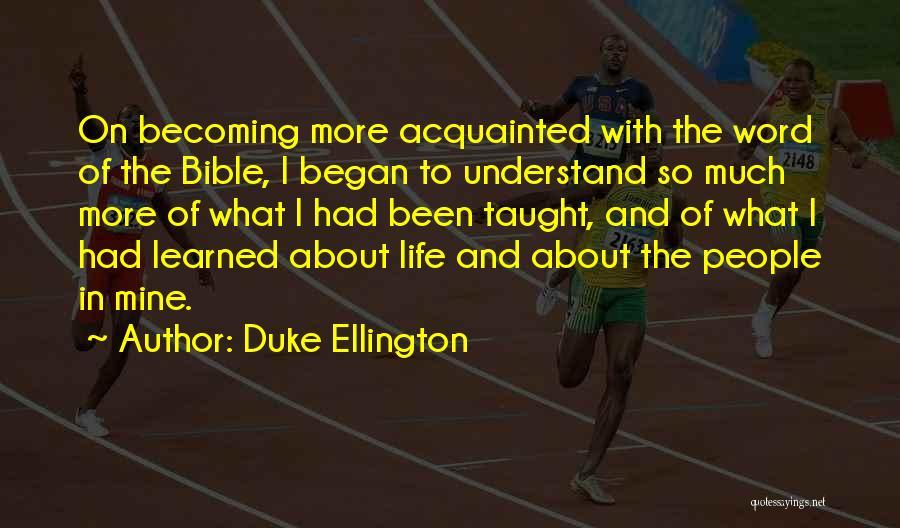 Duke Ellington Quotes 1755166