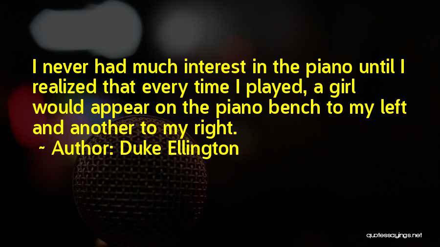 Duke Ellington Quotes 1777126