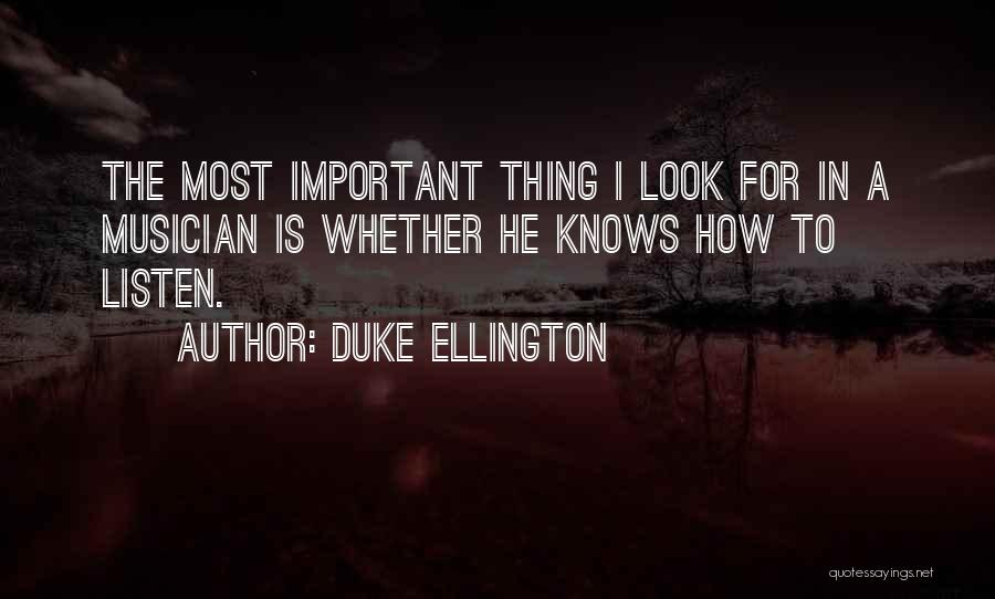 Duke Ellington Quotes 308973
