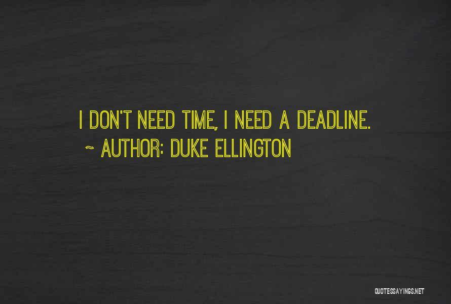Duke Ellington Quotes 363114