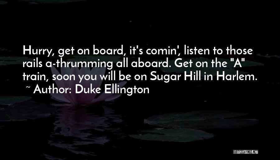 Duke Ellington Quotes 560323