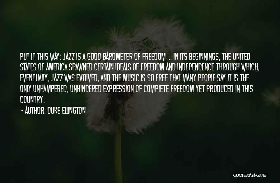 Duke Ellington Quotes 656069