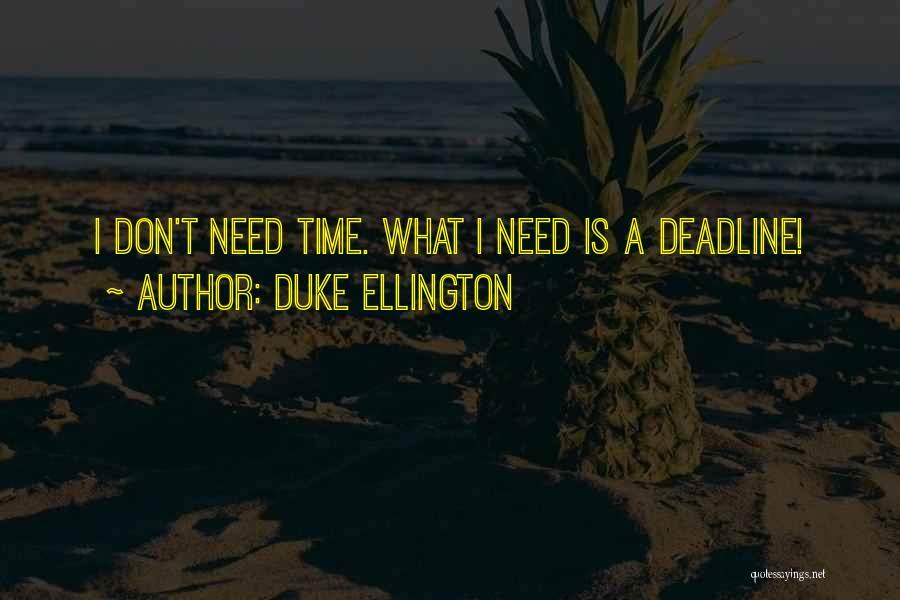 Duke Ellington Quotes 801792