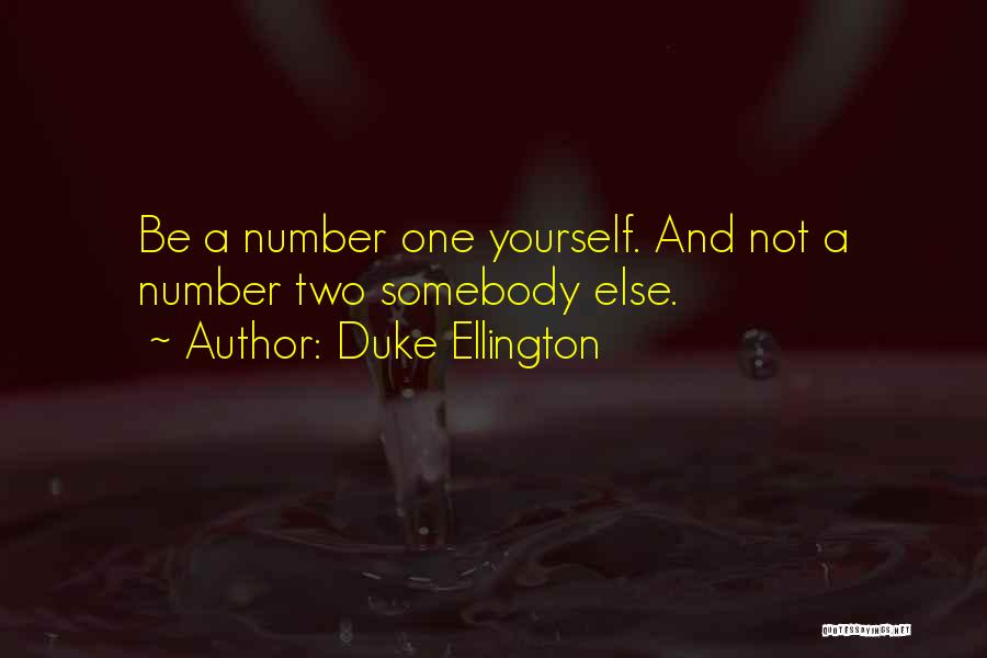Duke Ellington Quotes 985516