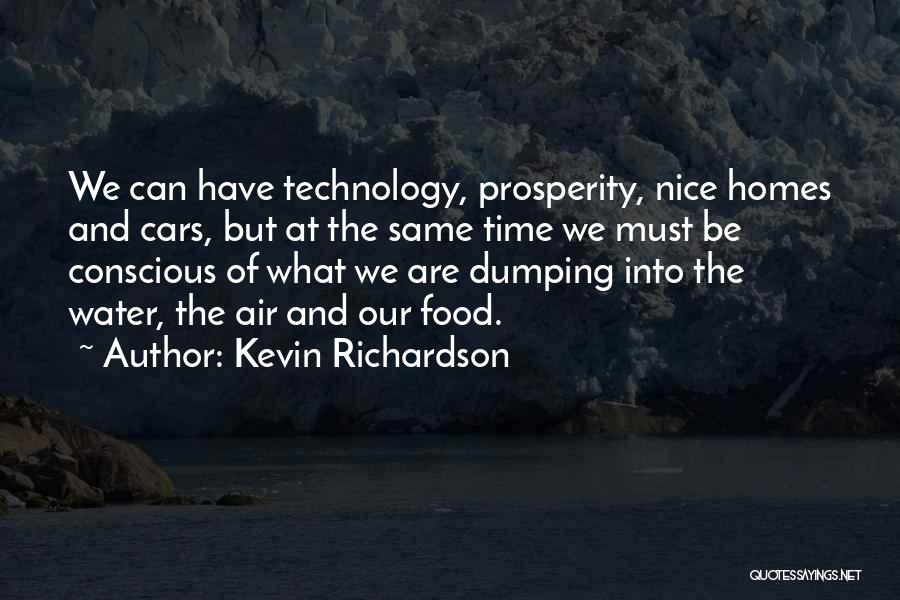 Dumping Him Quotes By Kevin Richardson
