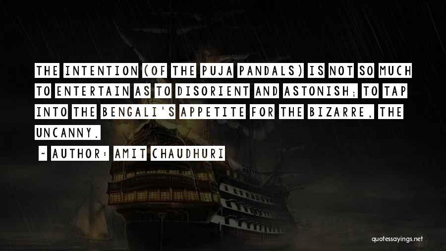 Durga Puja Quotes By Amit Chaudhuri
