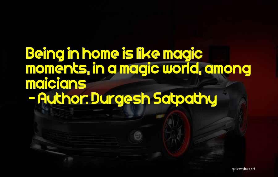 Durgesh Satpathy Quotes 1698665