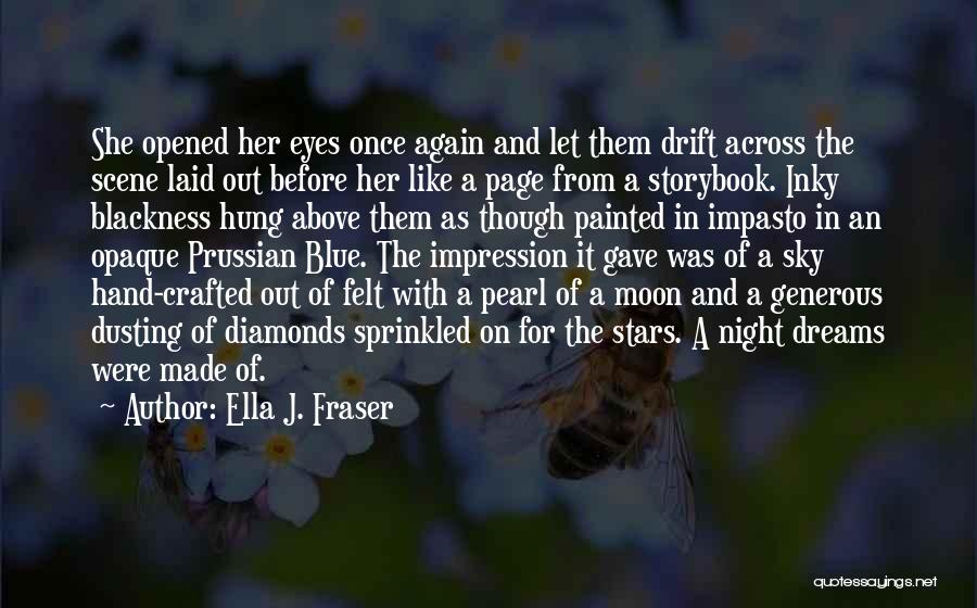 Dusting Off Quotes By Ella J. Fraser