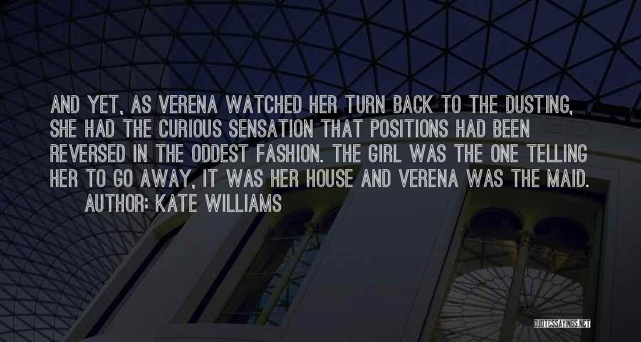 Dusting Off Quotes By Kate Williams