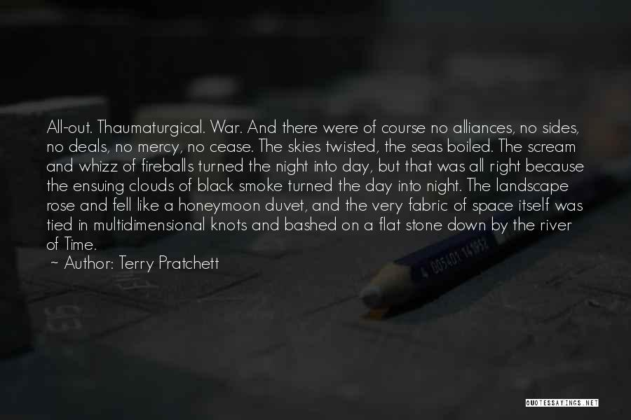 Duvet Day Quotes By Terry Pratchett
