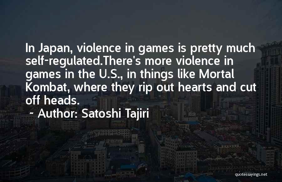 D'vorah Mortal Kombat Quotes By Satoshi Tajiri