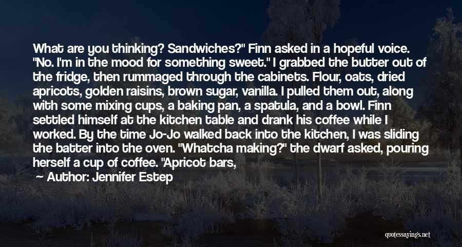 Dwarf Quotes By Jennifer Estep