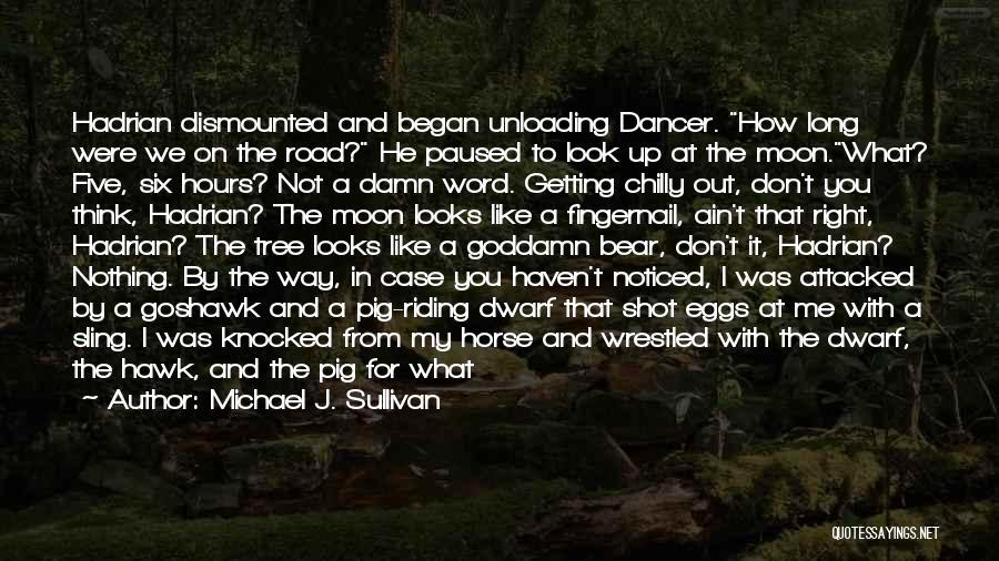 Dwarf Quotes By Michael J. Sullivan