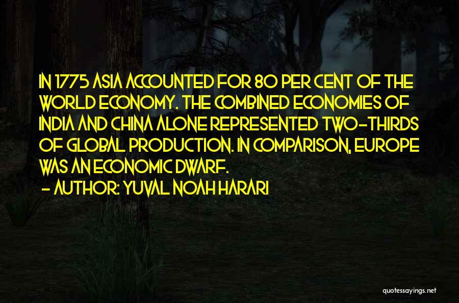 Dwarf Quotes By Yuval Noah Harari