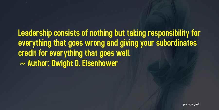 Dwight D. Eisenhower Quotes 1297143