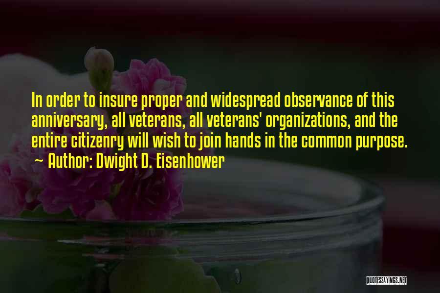 Dwight D. Eisenhower Quotes 139971