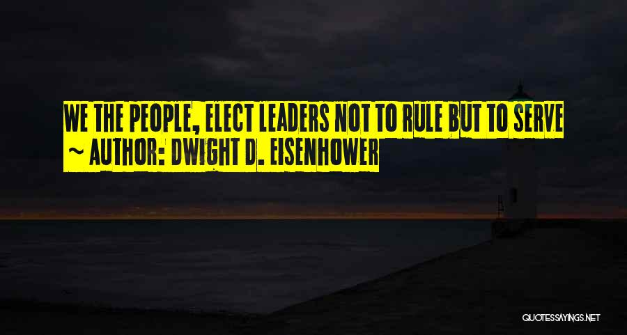 Dwight D. Eisenhower Quotes 1490059