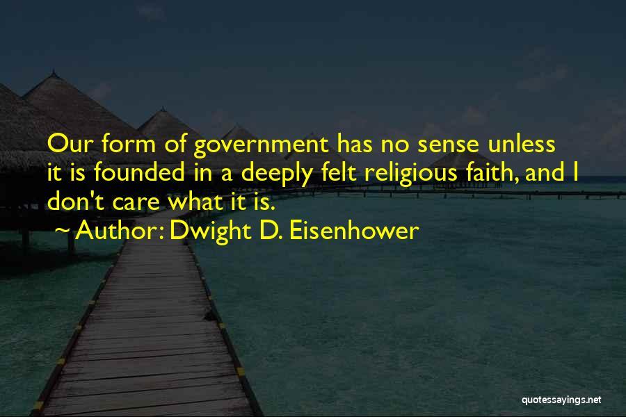 Dwight D. Eisenhower Quotes 1540735