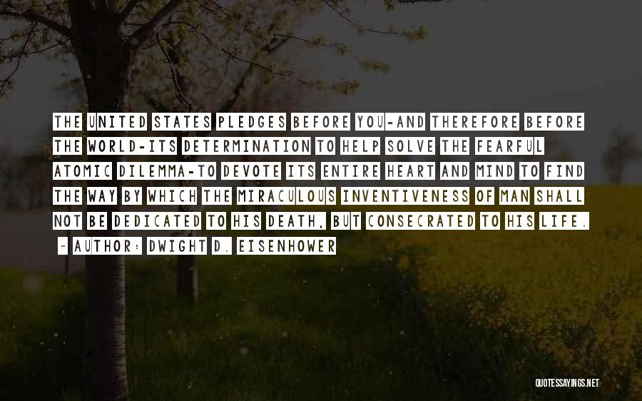 Dwight D. Eisenhower Quotes 188846