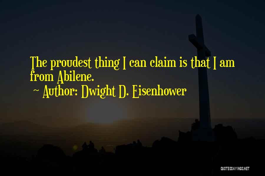 Dwight D. Eisenhower Quotes 486811