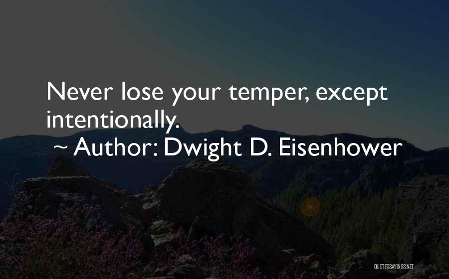 Dwight D. Eisenhower Quotes 530492