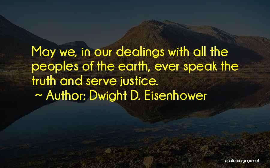 Dwight D. Eisenhower Quotes 808457