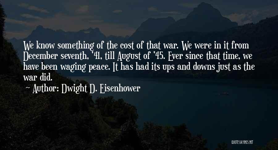 Dwight D. Eisenhower Quotes 960416