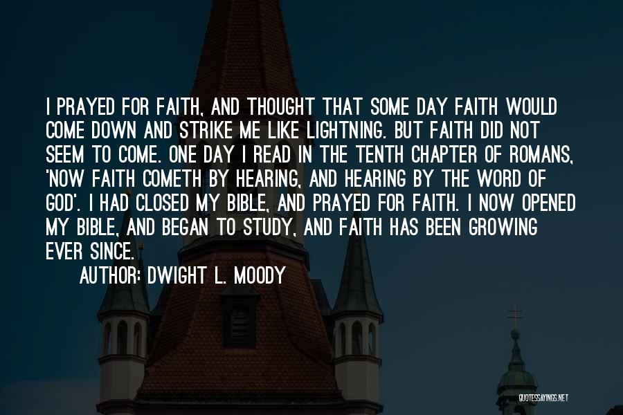 Dwight L. Moody Quotes 1038810