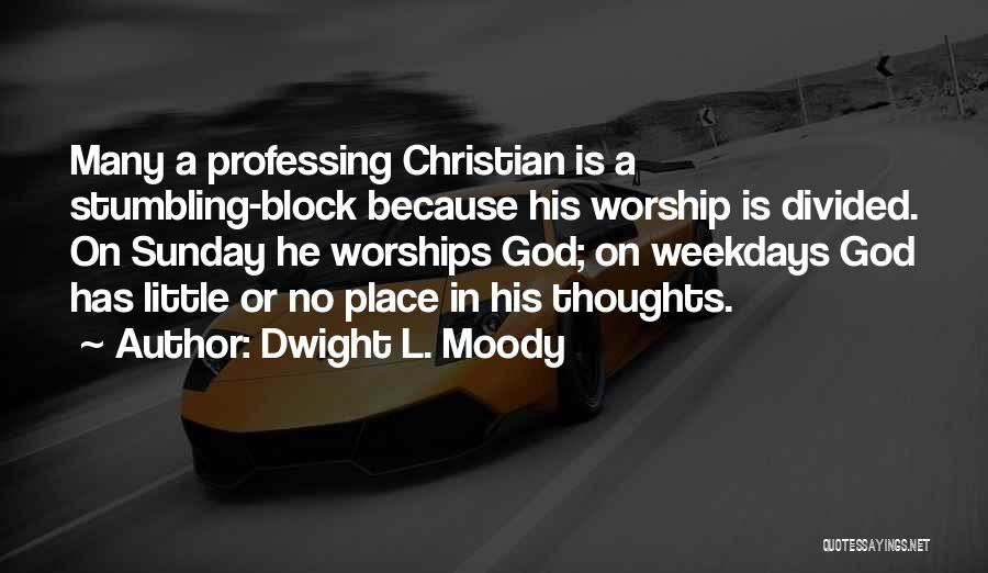 Dwight L. Moody Quotes 1251706