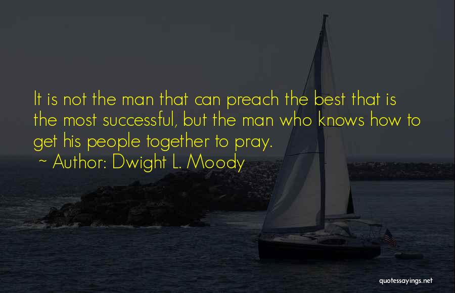 Dwight L. Moody Quotes 1917385