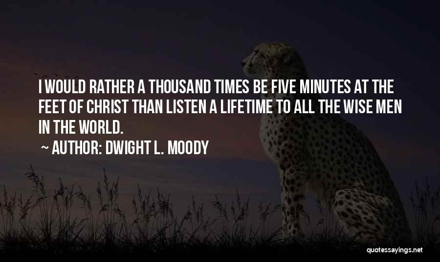 Dwight L. Moody Quotes 1923594