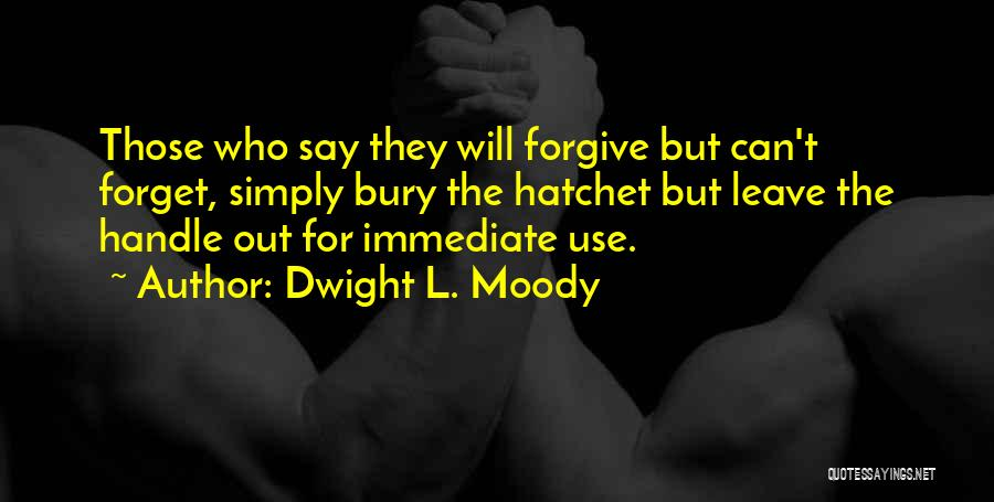 Dwight L. Moody Quotes 2036925