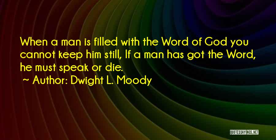 Dwight L. Moody Quotes 459045