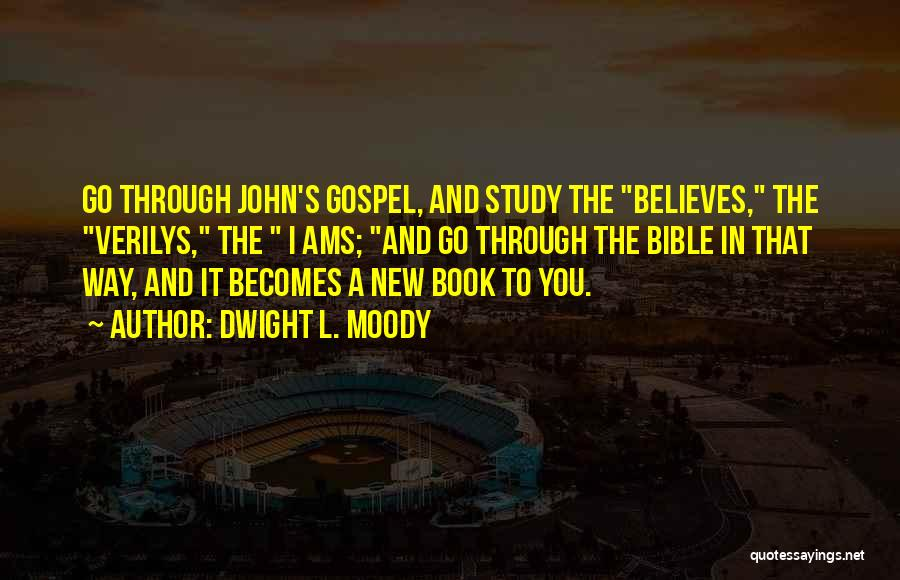 Dwight L. Moody Quotes 613871