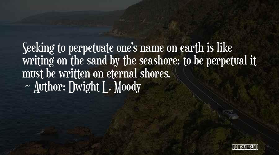 Dwight L. Moody Quotes 835998