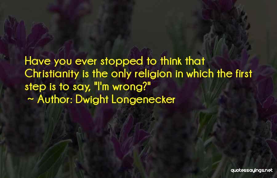 Dwight Longenecker Quotes 264270