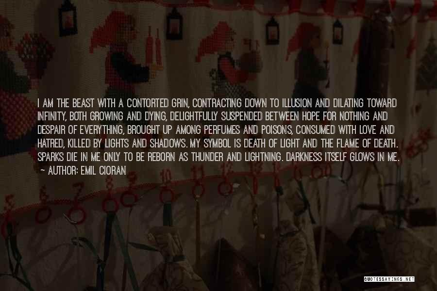 Dying For Nothing Quotes By Emil Cioran