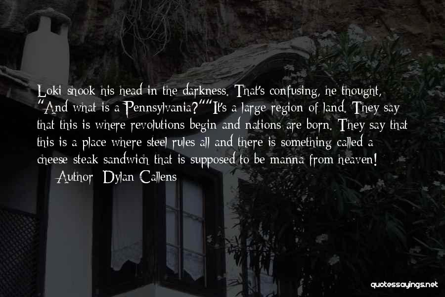 Dylan Callens Quotes 1888344