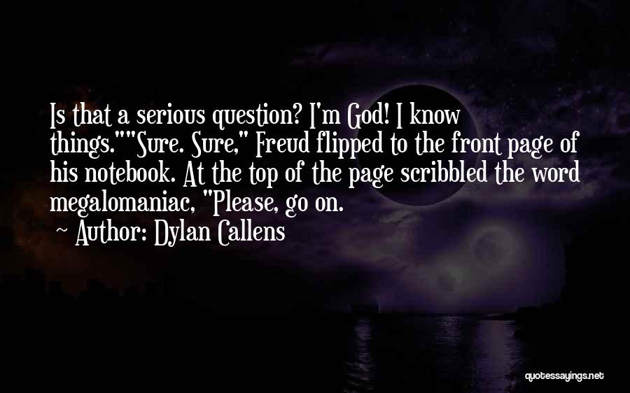 Dylan Callens Quotes 2052526