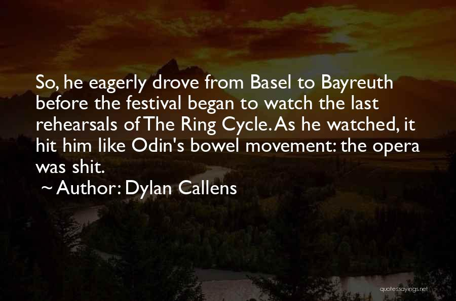 Dylan Callens Quotes 2116026