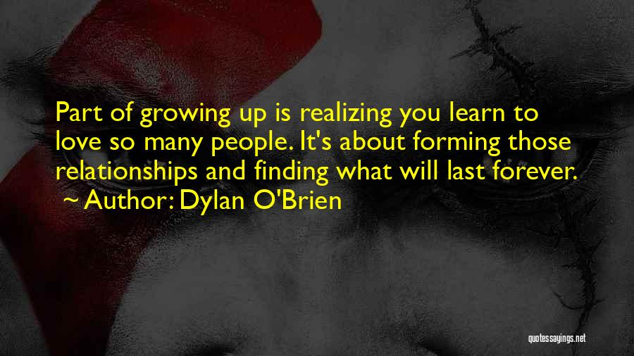 Dylan O'Brien Quotes 1141511
