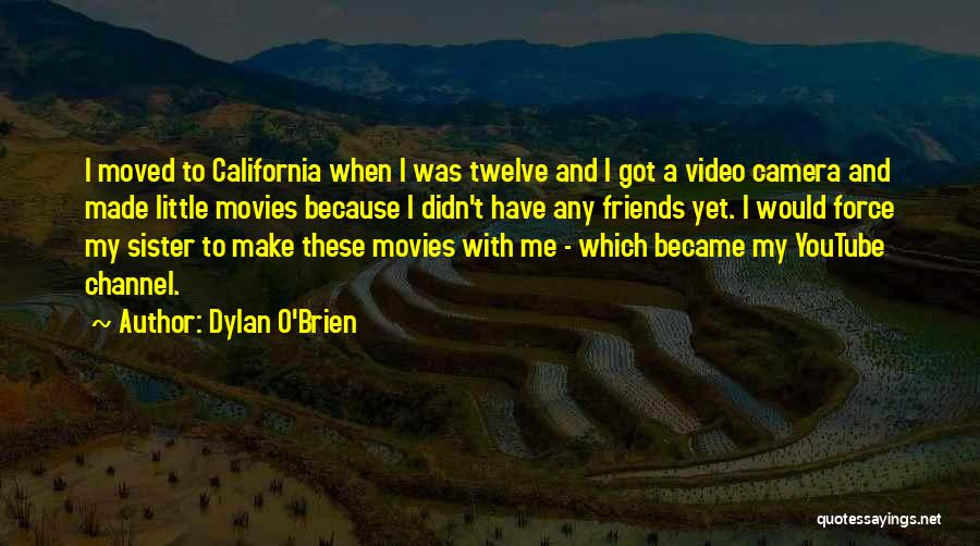 Dylan O'Brien Quotes 1395555