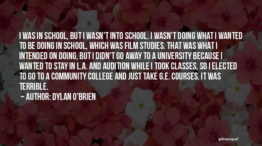 Dylan O'Brien Quotes 2215164