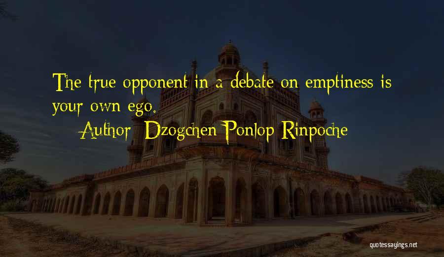 Dzogchen Ponlop Rinpoche Quotes 1932834