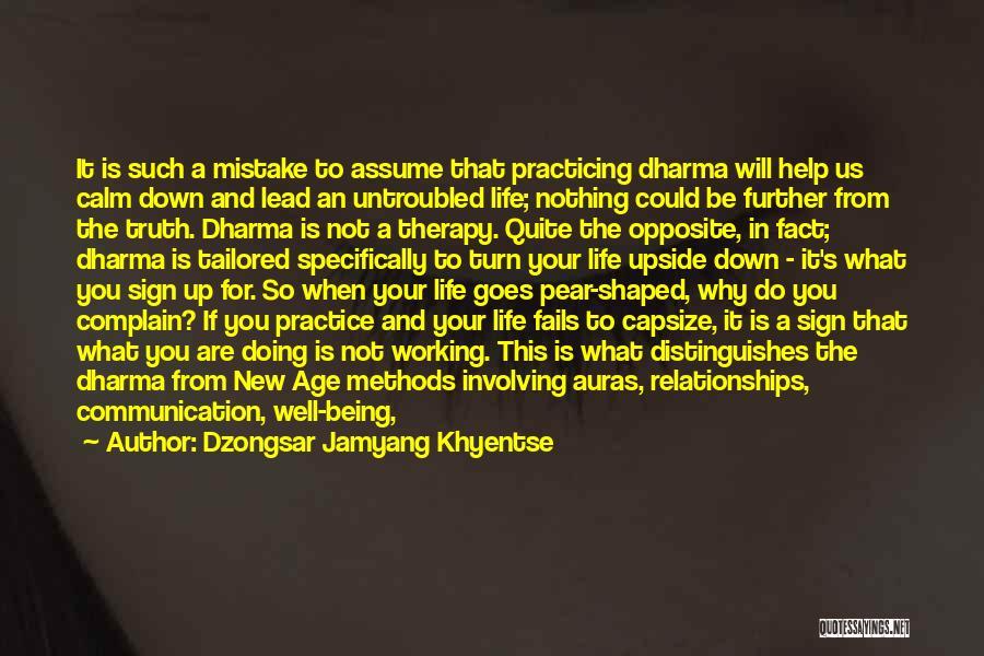 Dzongsar Jamyang Khyentse Quotes 1775369